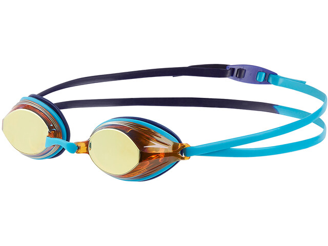 speedo Vengeance Mirror Goggle Turquoise/Ultramarine/Copper